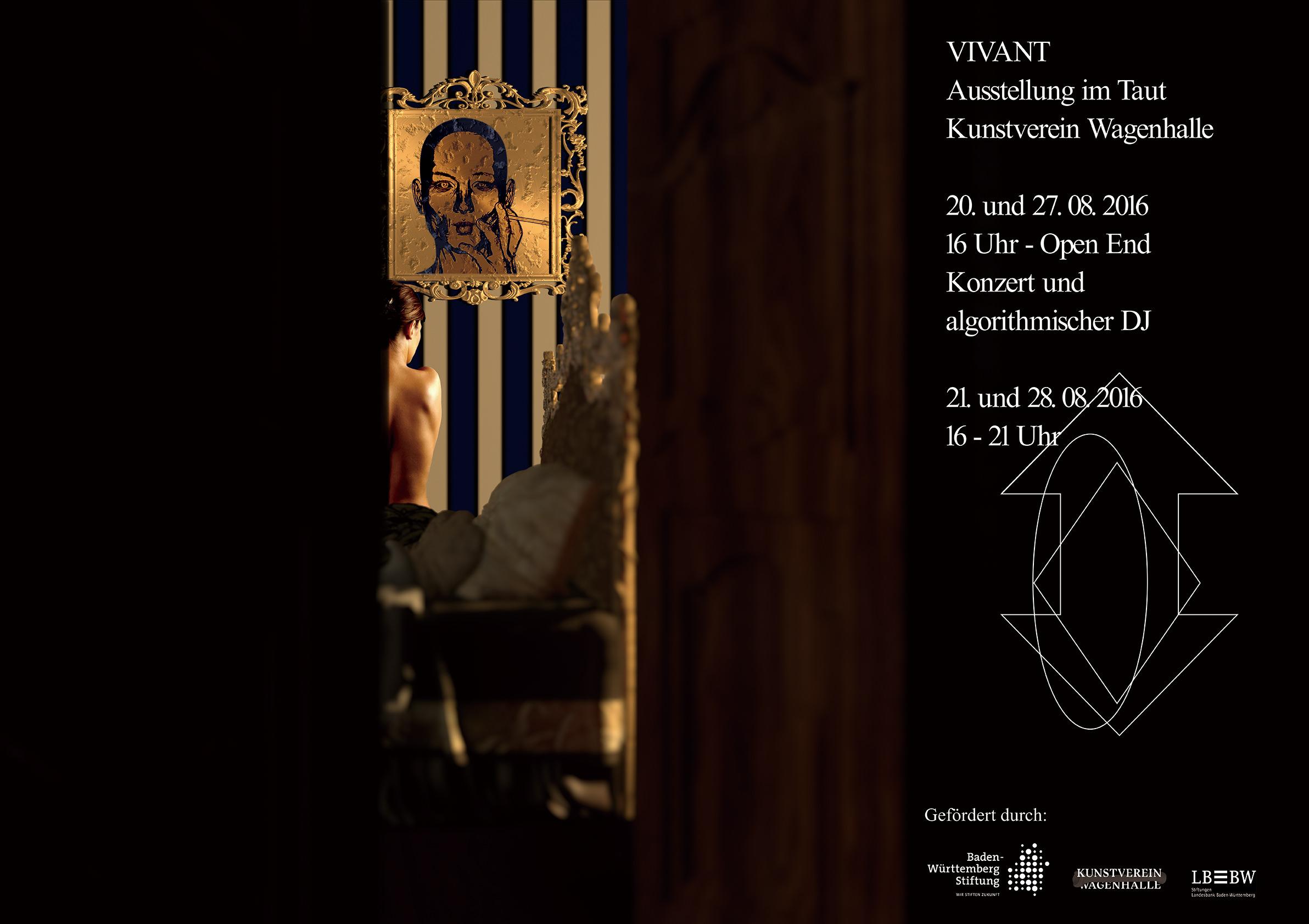 """# TAUT  Künstlergruppe """"VIVANT"""" zu Gast"""