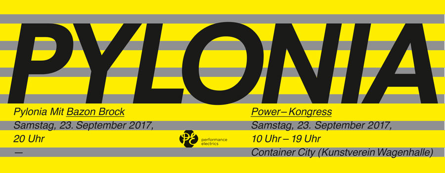 #Container City - Power-Kongress 2017 Stuttgart