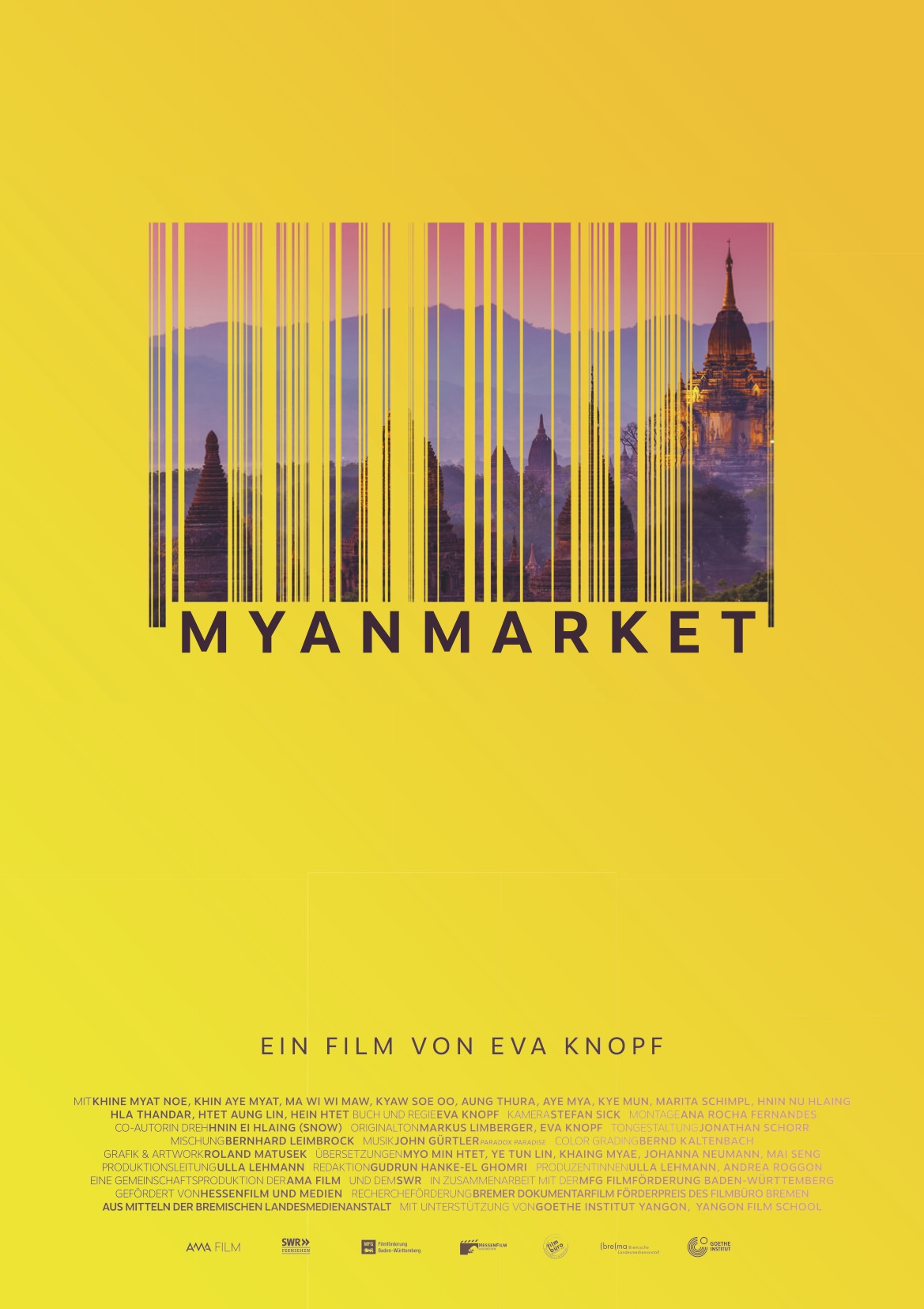 MYANMARKET - produziert von AMA Film