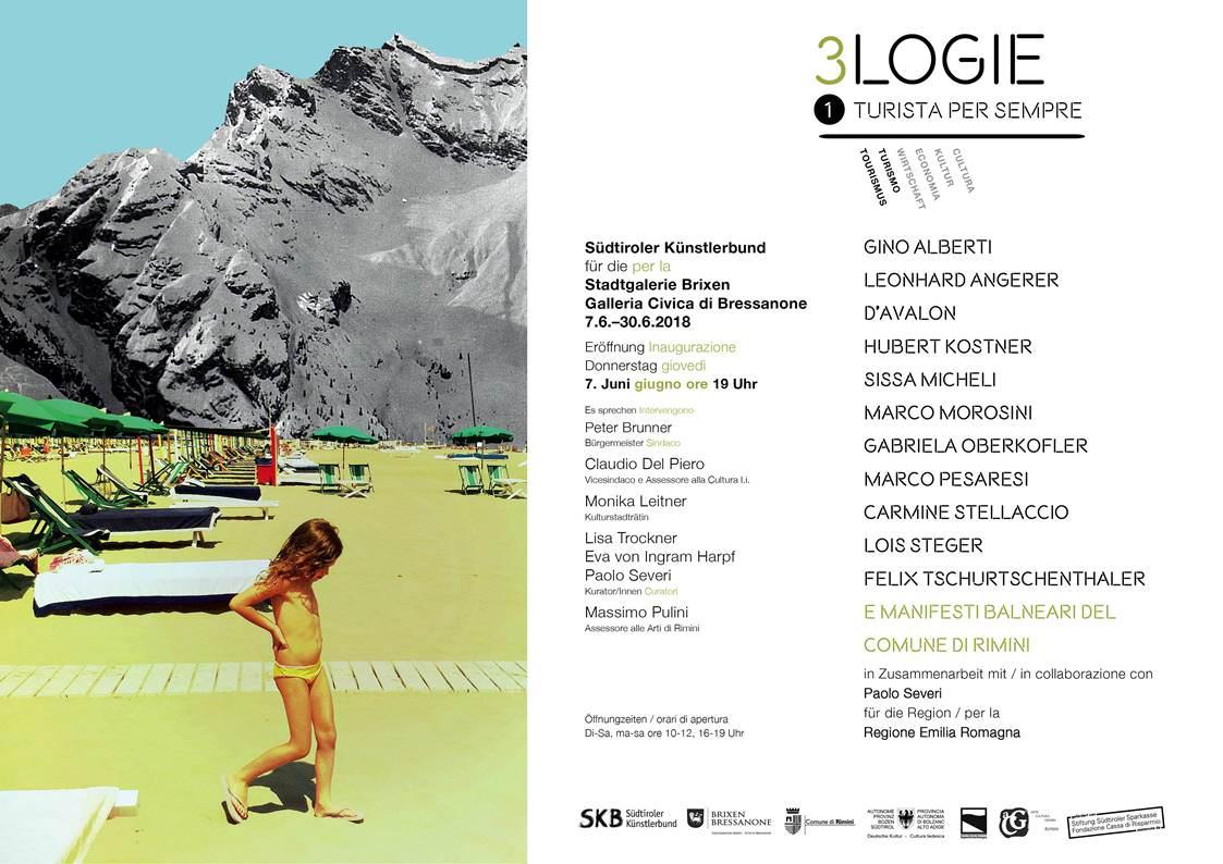 Turista per sempre - Ausstellungstrilogie Brixen