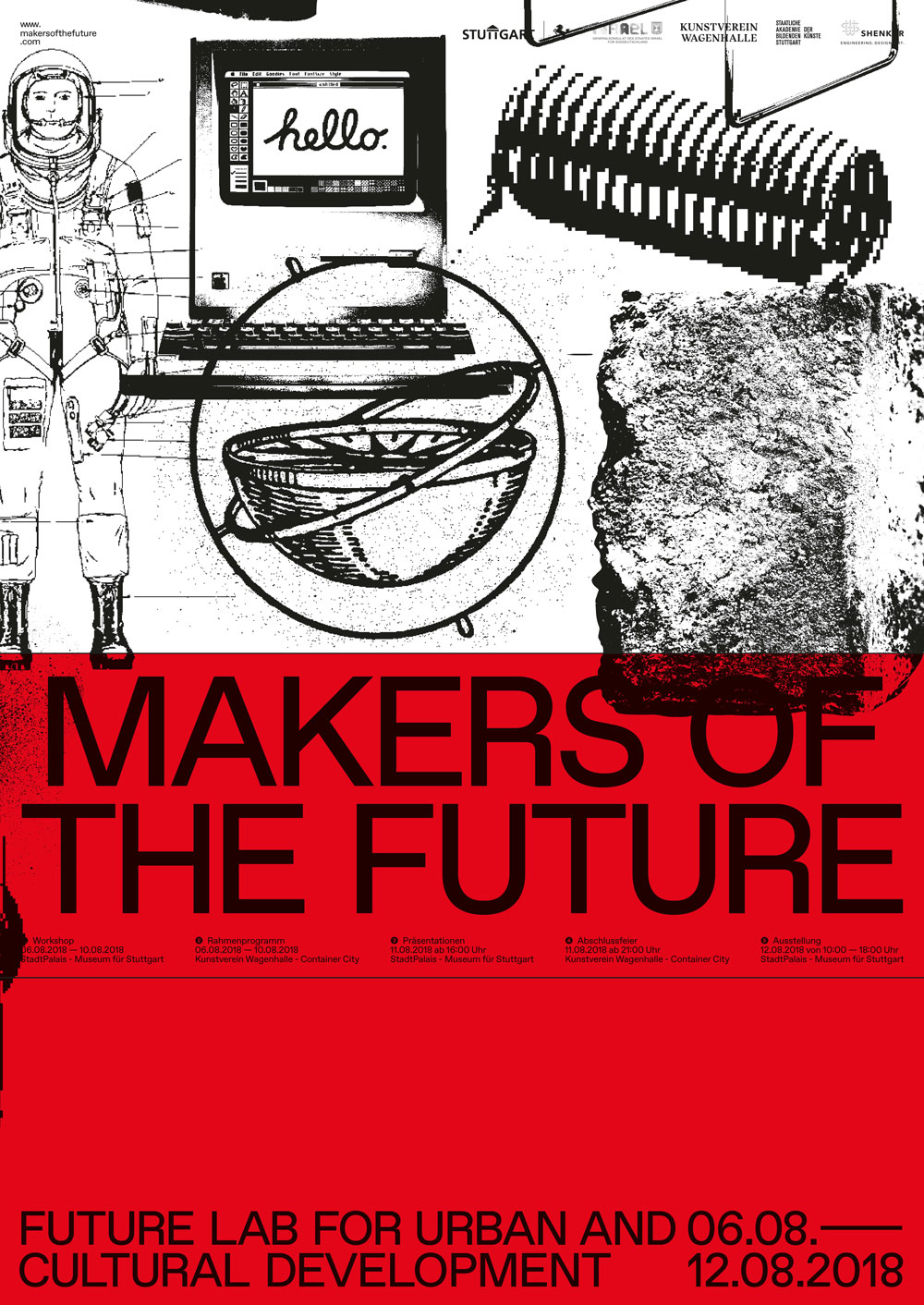 #Container City - Makers of the Future