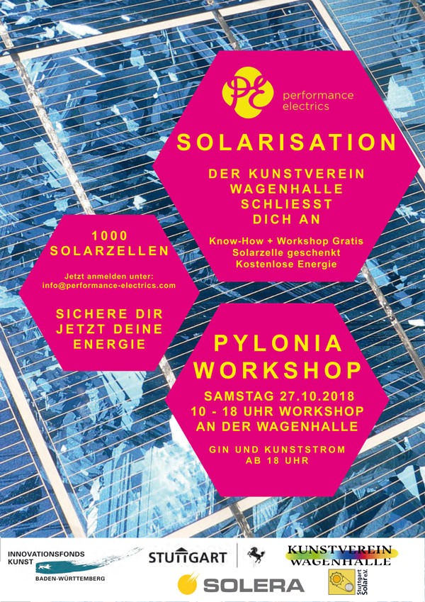 #Container City - Solarisation
