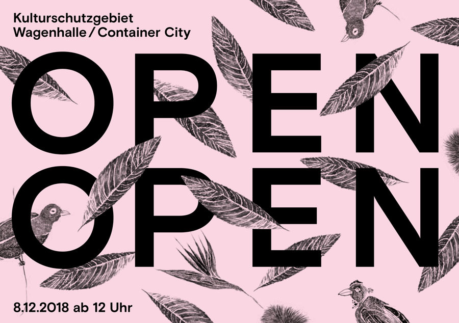 #Container City - Open Open