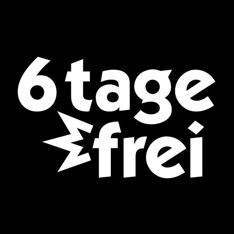 #Container City - 6 Tage frei