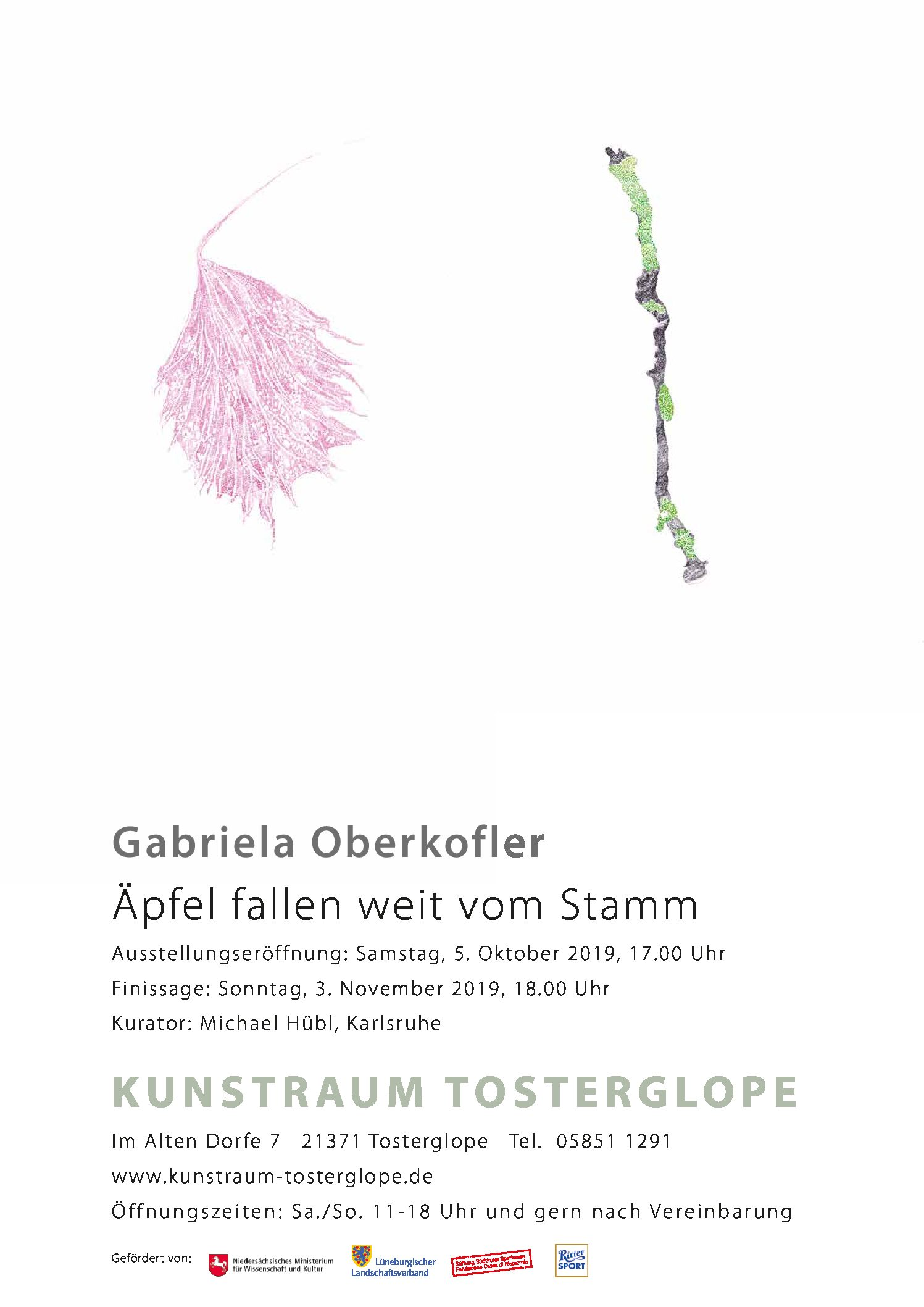 Gabriela Oberkofler - Äpfel fallen weit vom Stamm