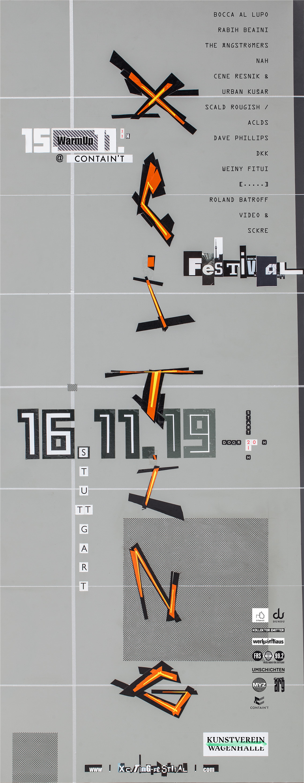 #Projektraum - Xciting Festival