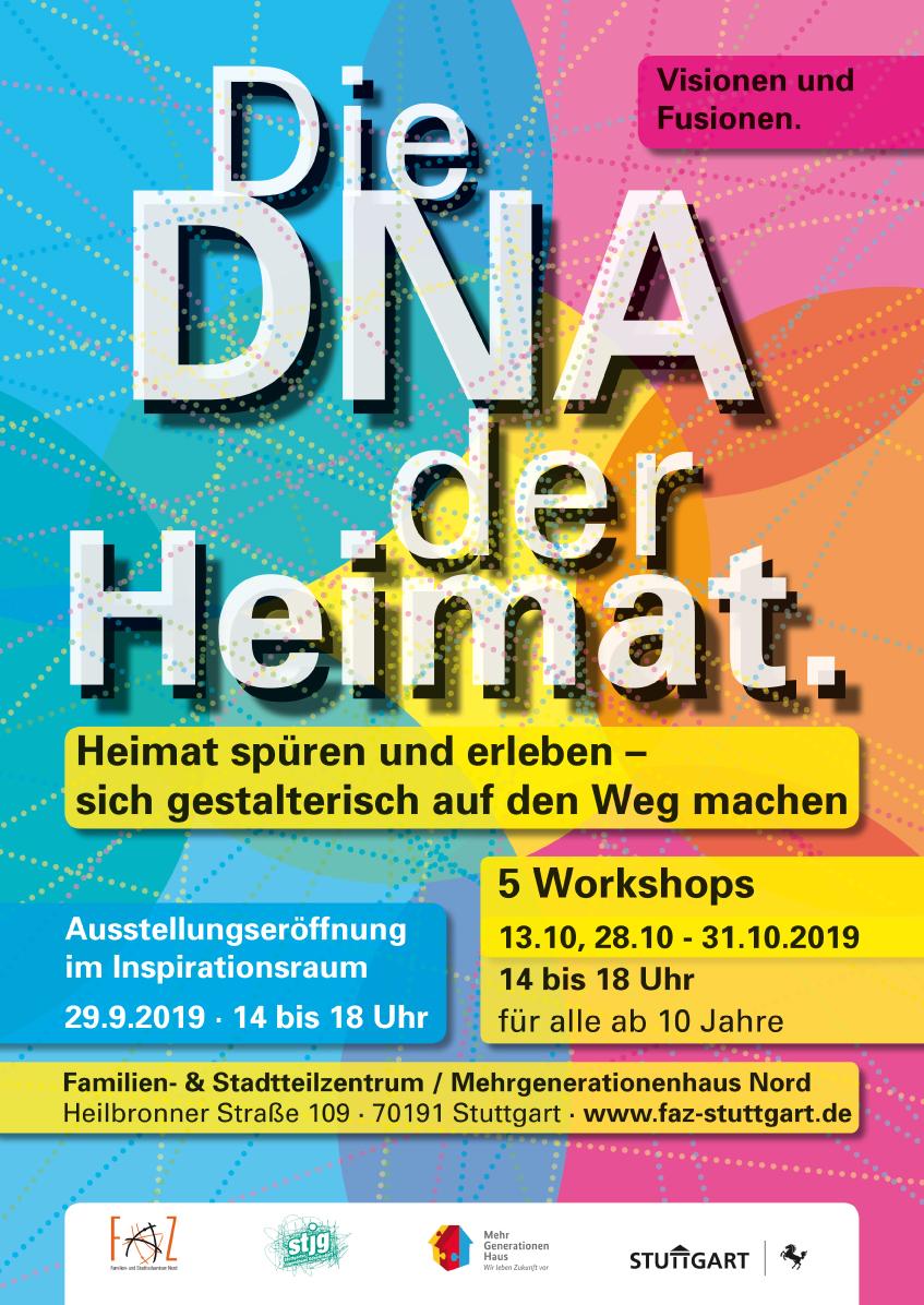 Die DNA der Heimat